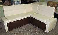 """Кухонный уголок с ящиками """"Хай тек"""", диван для кухни на заказ"""