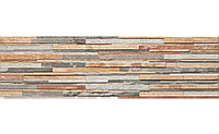 Камень Зебрина пастел 600х175х9 CERRAD Плитка фасадная