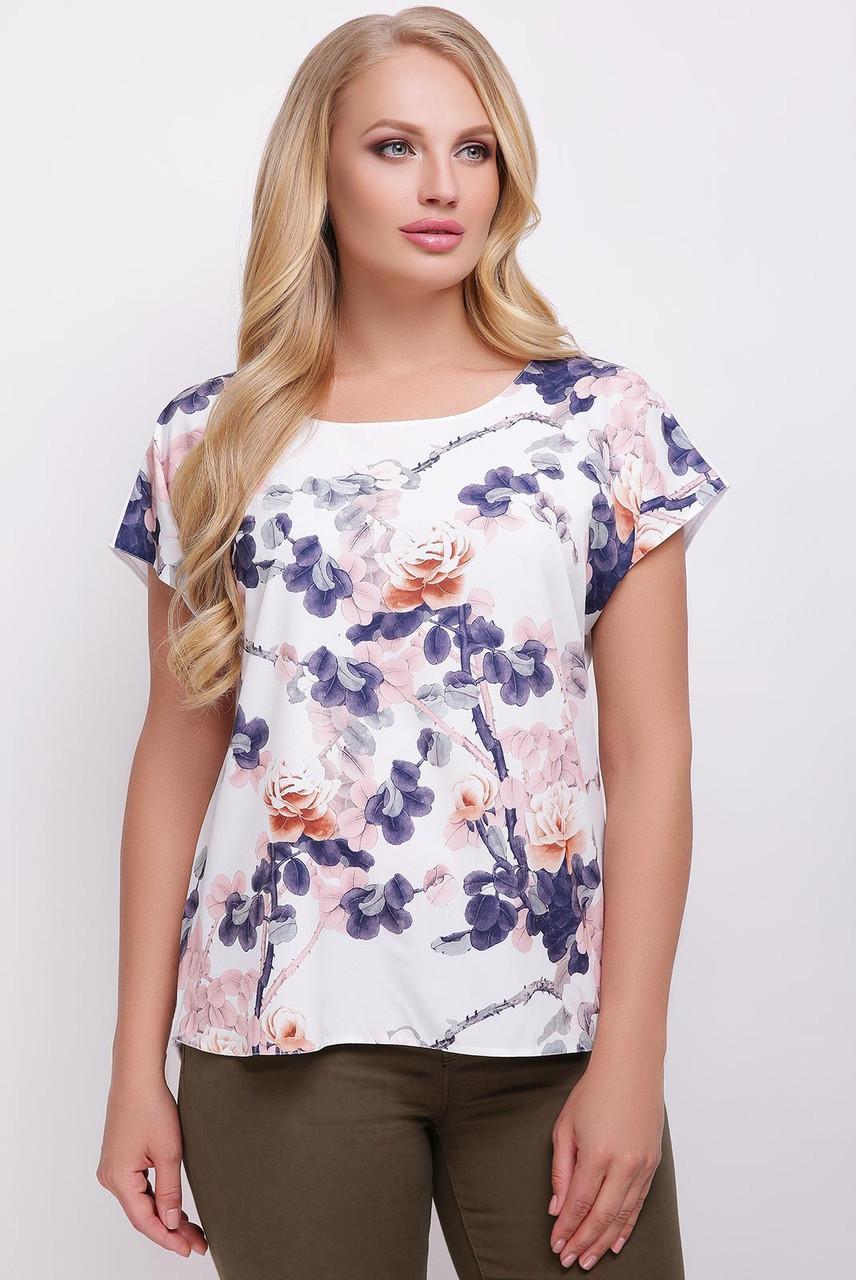 Батальные женские футболки Лада-2