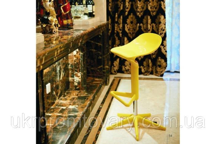 Стул барный TALLIN желтый Frost -- Наличие в Киеве купить Скидки Наличные, с НДС, фото 2