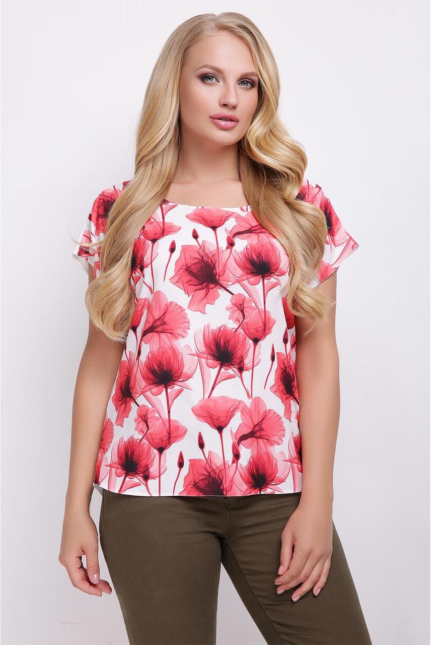 Батальные женские футболки Лада-3
