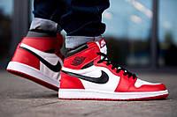 Мужские кроссовки Nike Air Jordan 1 Retro (Найк)