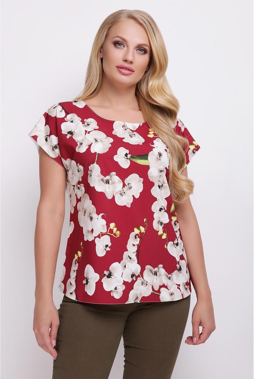 Батальные женские футболки Лада-8