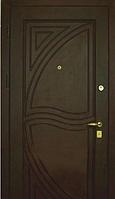 """Входная дверь для улицы """"Портала"""" (Люкс Vinorit) ― модель Парус"""