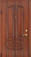 """Входная дверь для улицы """"Портала"""" (Люкс Vinorit) ― модель Ришелье"""