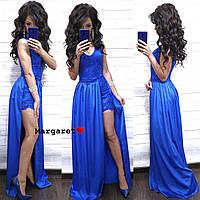 Вечернее платье-комбинезон Виктория, фото 1