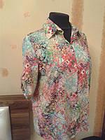 Женская рубашка 52-54-56