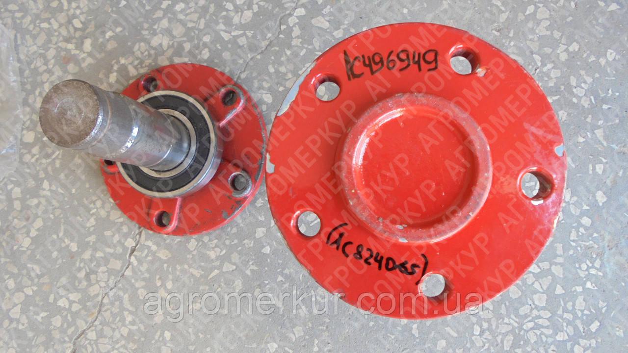 Ступиця AC496949 колеса опорного Kverneland