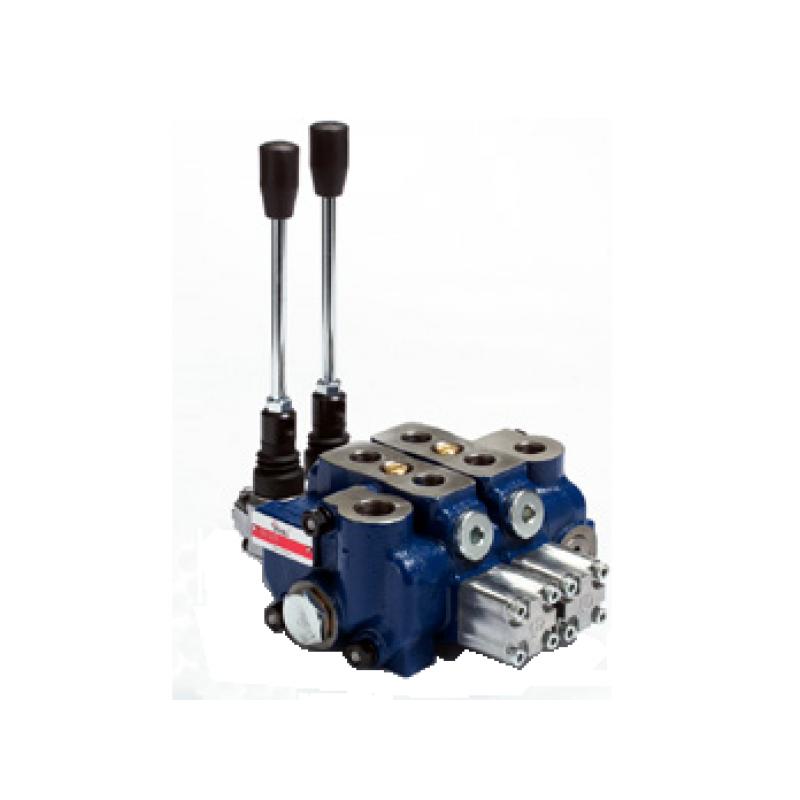 Гидрораспределитель секционный Серия SN-3 YOULI Hydraulic