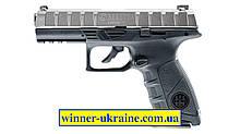 Пневматичний пістолет Umarex Beretta APX black/ metal grey