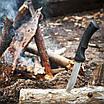 Нож охотничий, рыбацкий походный для разделки мяса, курицы, рыбы~, фото 5