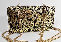 Клатч-сумка с рисунком женский Valensiy