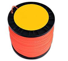 Forte 2,7мм х 360м Леска для мотокос крученый квадрат