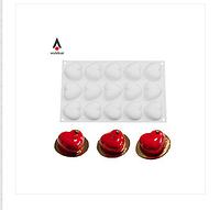 Форма для выпечки силикон AMORINI Средние