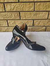 Туфли женские на каблуке BENZAIR, фото 3