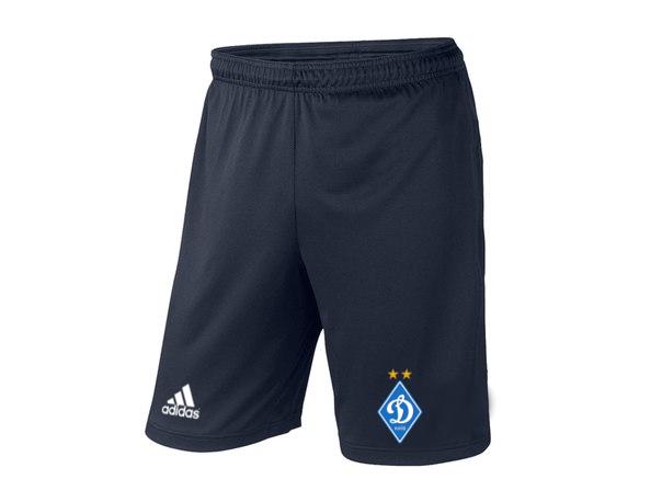 Мужские футбольные шорты Динамо, Dynamo, темно-синие