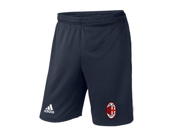Мужские футбольные шорты Милан, Milan, темно-синие