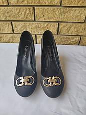 Туфли женские на каблуке UIGAO, фото 2