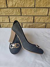 Туфли женские на каблуке UIGAO, фото 3