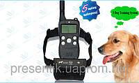 Вологостійкий акумуляторний нашийник Пет-033 Управління 3 собаками з одного пульта
