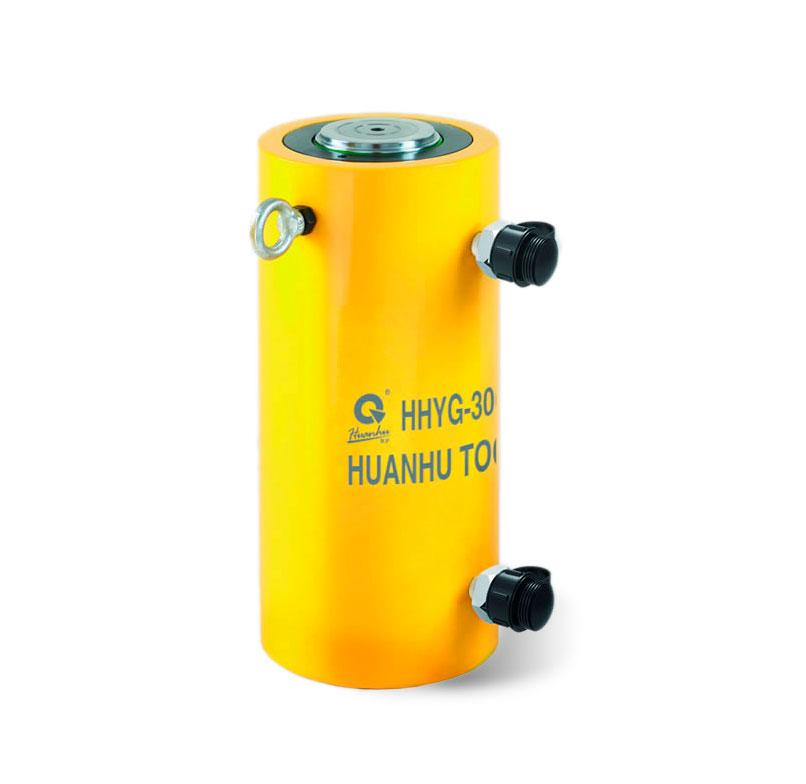 Универсальный гидравлический домкрат - цилиндр двойного действия HHYG-S