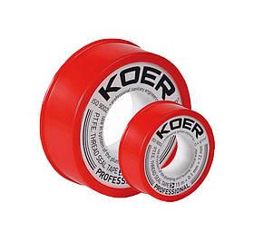 Фум лента для воды - KOER STP-1