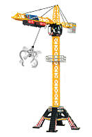Детский подъемный мега кран на пульте управления Dickie Toys 120 см 3462412