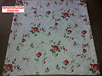 Наволочка бязь 60х60 - Тернопольская розочка