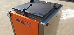 Котел утилізатор шахтний Бізон (Bizon ЕКО) 12 кВт (утеплений). Безкоштовна доставка!, фото 3