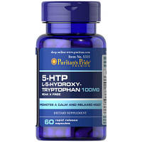 5-HTP (Griffonia Simplicifolia) 100 мг.,  60 капс.