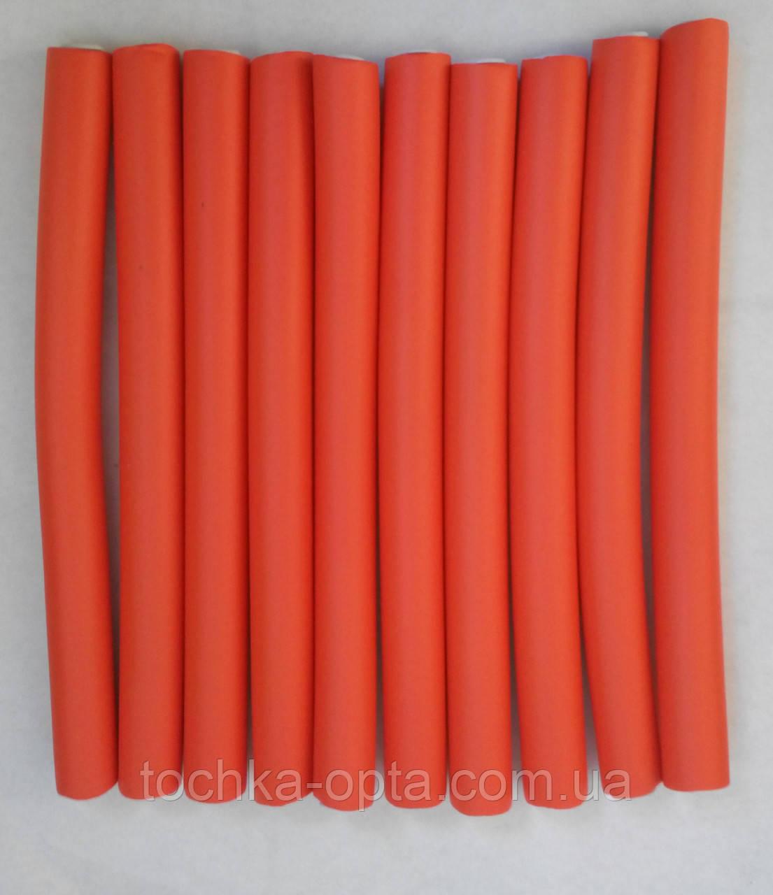 Бигуди длинные резиновые  №2
