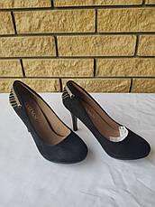 Туфли женские на каблуке KAMEMGSI, фото 3