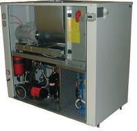 Тепловой насос воздушного охлаждения EMICON PAE 702 CU Kc co спиральными  компрессорами