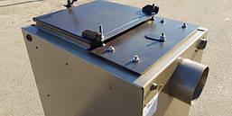 Котел утилизатор шахтный Бизон (Bizon ЕКО) 25 кВт (утеплённый). Бесплатная доставка!, фото 2