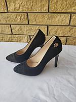 Туфли женские на каблуке LINO MARANO
