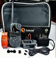 Aetertek – професійний нашийник з антилаєм на 100% захищений від вологи