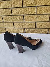 Туфли женские на каблуке BAMG, фото 2