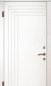 """Входная металлическая дверь """"Портала"""" для квартиры (серия Комфорт) ― модель Тирана"""