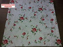 Наволочка бязь 70х70 - Тернопольская розочка