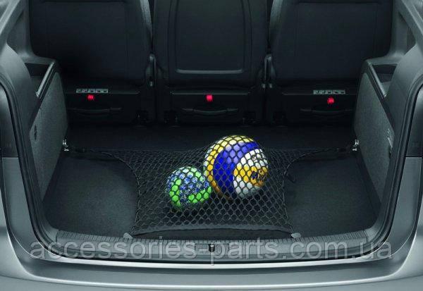 Сетка в багажник VW Touareg 2018+ Новая Оригинальная