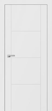 Двери F2 Полотно+коробка+2 к-кта наличников+добор 90 мм, крашенные, серия Lines, фото 2