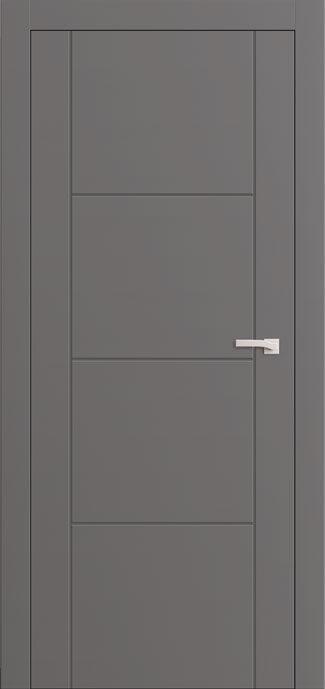 Двери F2 Полотно+коробка+2 к-кта наличников+добор 90 мм, крашенные, серия Lines