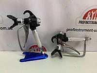 Пистолет окрасочный безвоздушного распыления Wagner, Graco, Titan, Profinstrument, Безвоздушная покраска