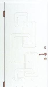 """Входная металлическая дверь для квартиры """"Портала"""" (серия Комфорт) ― модель Барселона"""