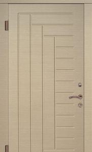 """Входная дверь """"Портала"""" (серия Комфорт) ― модель Палермо"""