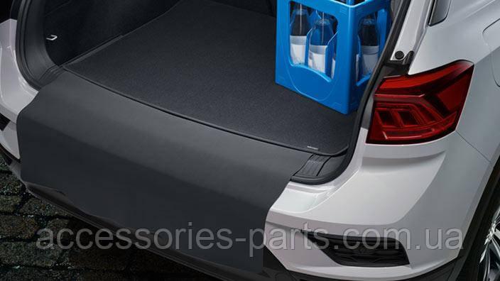 Двухсторонний коврик багажника VW  Touareg 2018+ Новый Оригинальный
