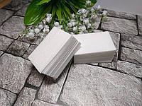 Безворсовые салфетки плотные поштучно (1 столбик)