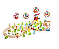 Деревянная Железная дорога Classic World