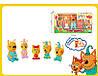 Игровой набор «Три кота» 5 фигурок PT3014, фото 3
