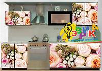 Виниловые наклейки на кухню Цветы
